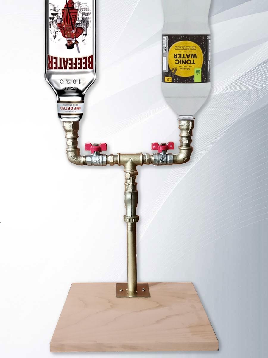 Design ital adagoló kétágú mixer