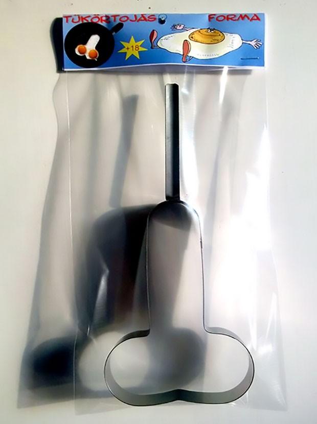 Tükörtojás készítő forma