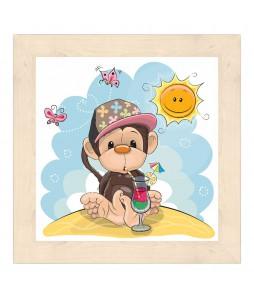 Kis csimpánz